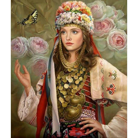 БЪЛГАРКА-ХУД. МАРИЯ ИЛИЕВА