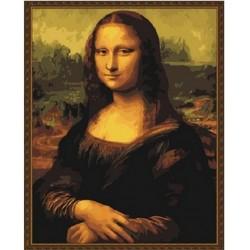 Мона Лиза - Леонардо да Винчи /30х40см/