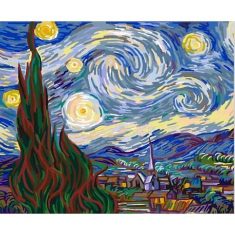 Звездна нощ - Винсент Ван Гог