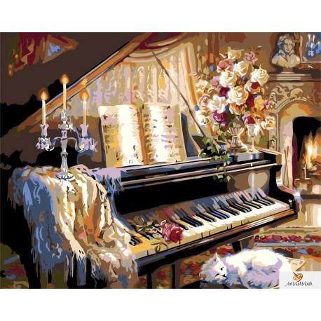Соната от светлината на огъня-Джуди Гибсън