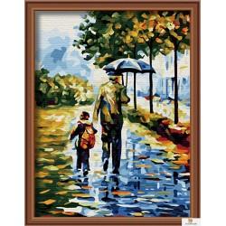 Баща и син - Леонид Афремов