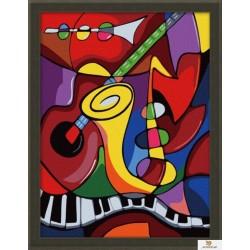 Музикални инструменти - Пабло Пикасо