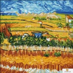 Реколтата - Винсент ван Гог