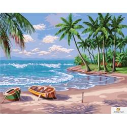 Tропически залив - Сунг Ким