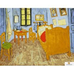 40x50 см. Спалня в Арл - Винсент ван Гог
