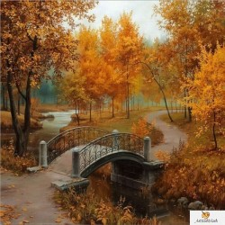 Есенен парк - Евгений Лушпин