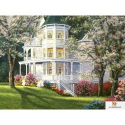 Викторианска къща - Randy Van Beek