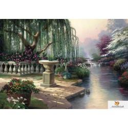 Градина на молитвата -  Томас Кинкейд