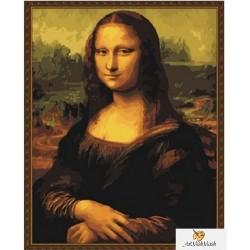 Мона Лиза-Леонардо да Винчи
