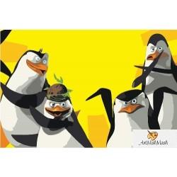 Пингвините от Мадагаскар  /20х30см/