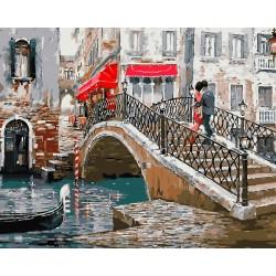 Влюбени. Мост във Венеция - Ричард МакНийл