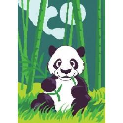 Панда  /20х30см/