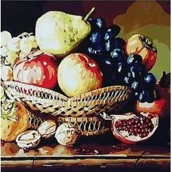 Кошница с плодове - Виктор Вавейкин