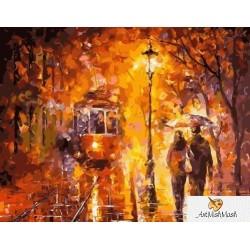 Пресрещнати от трамвая - Леонид Афремов