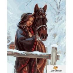 Обвити в зимата - Daniel F. Gerhartz